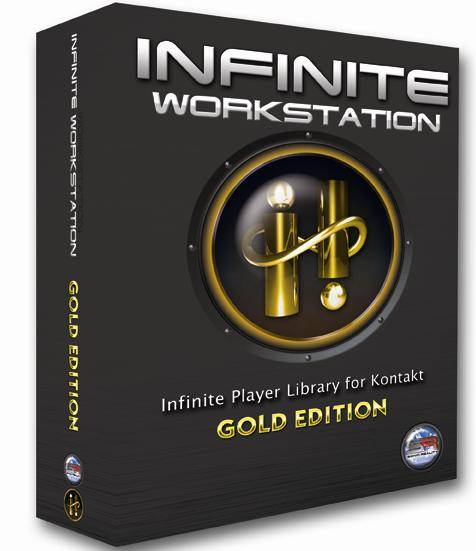 Sonic Reality Infinite Workstation Gold Electronic Version